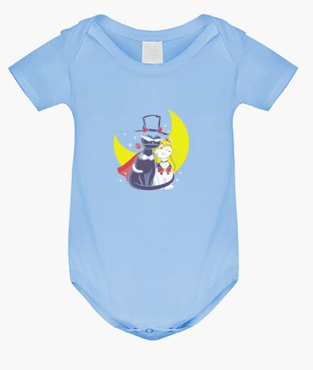 Moonlight cats children's clothes