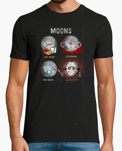 Camiseta Moons