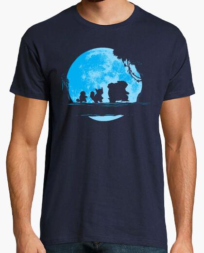 Camiseta moonwalk agua