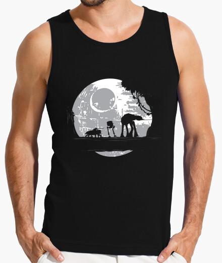 Camiseta moonwalk imperial