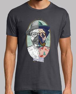 mops hipster - t-shirt - t-shirt h