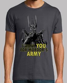 mordors esercito