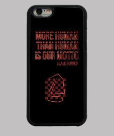 more human than human. blade runner