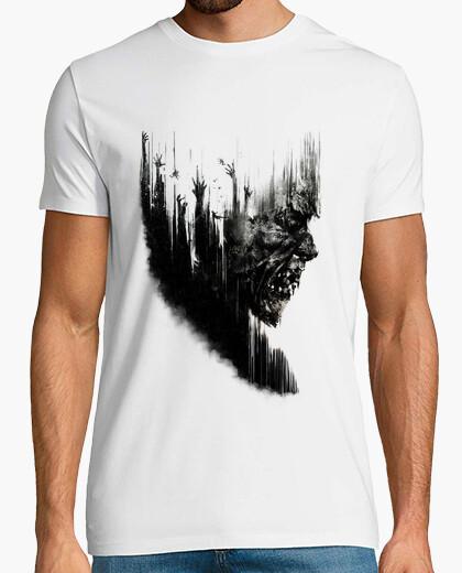 T-shirt morendo light (disegno 4)