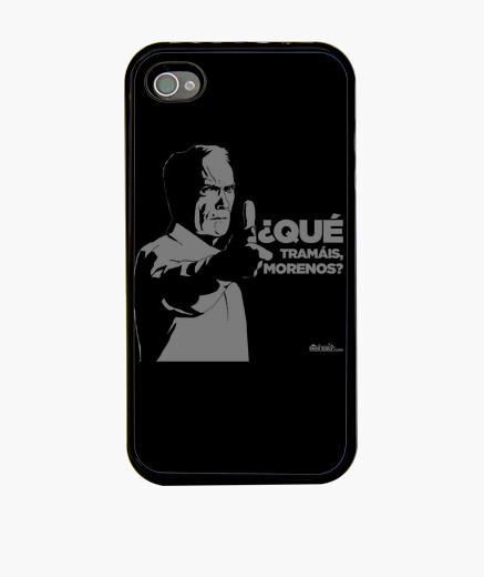 Funda iPhone Morenos Clint Eastwood (Gran Torino)