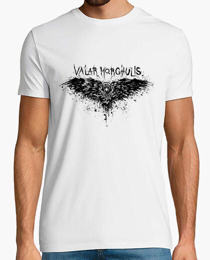 Tee-shirt morghulis valar