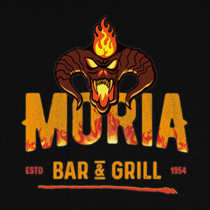 Camisetas Moria Bar and Grill
