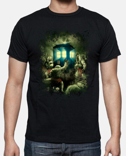 Morlocks knocking camiseta