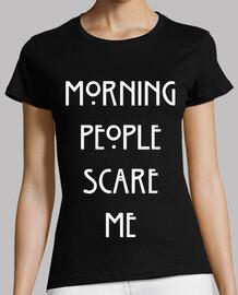 Morning Horror Story - Mujer