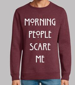 Morning Horror Story - Sudadera