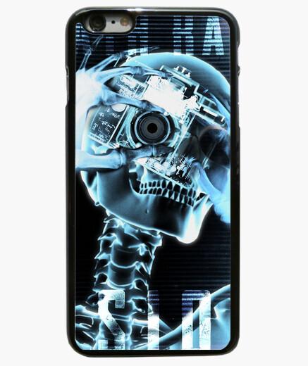 Coque Iphone 6 Plus / 6S Plus mort 01