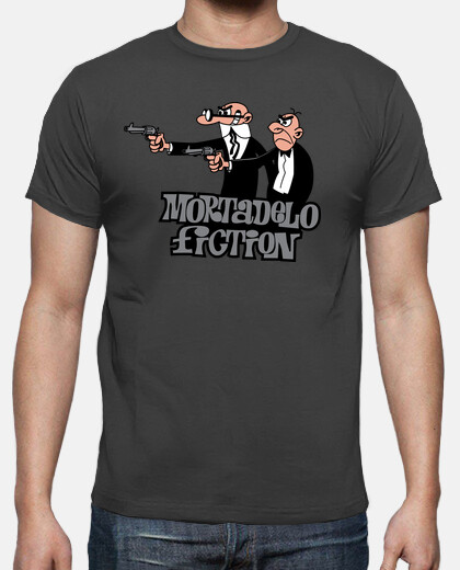 Mortadelo Fiction