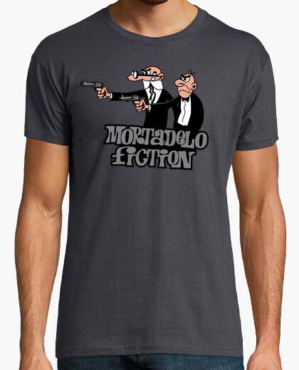 T-shirt mortadelo narrativa