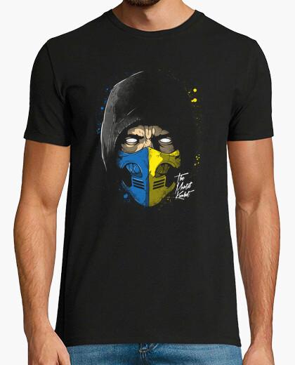 Tee-shirt Mortal Kombat