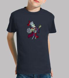 Mortal Kombat: Havik camiseta niño
