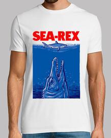 mosasaurus rex mar (mundo jurásico)
