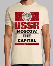 Moscou la capitale