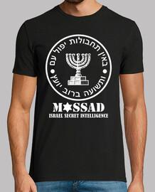 mossad  T-shirt  mod.1