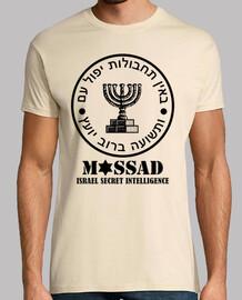 mossad  T-shirt  mod.2