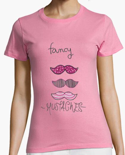 Camiseta mostachos1