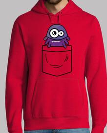 mostro pocket purple