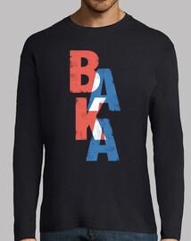 mot japonais baka