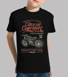 motard classique caferacer