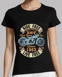 motard depuis 1963