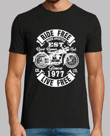 motard depuis 1977
