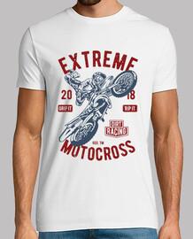 motard extrême motocross