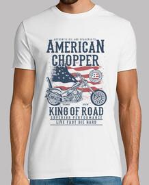 Motero American chopper