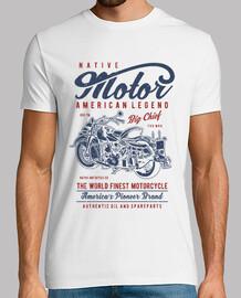 Motero American legend