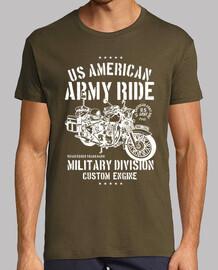 Motero army ride