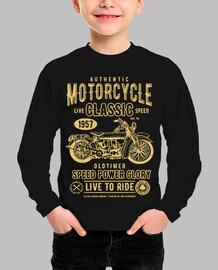 Motero classic motorcycle
