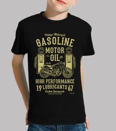 Motero gasoline motor oil
