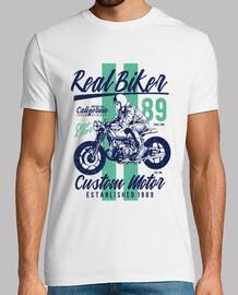Motero real biker