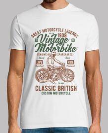 Motero vintage motorbike