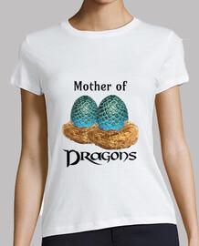 Mother dragones