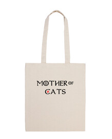 Mother of Cats bolsa