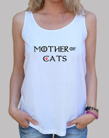 Mother of Cats tirantes