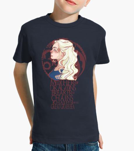 Ropa infantil Mother of Dragons