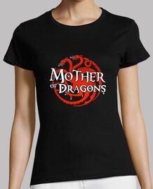 Mother of Dragons - Madre de Dragones - Juego de Tronos - Daenerys Targaryen Khalessi