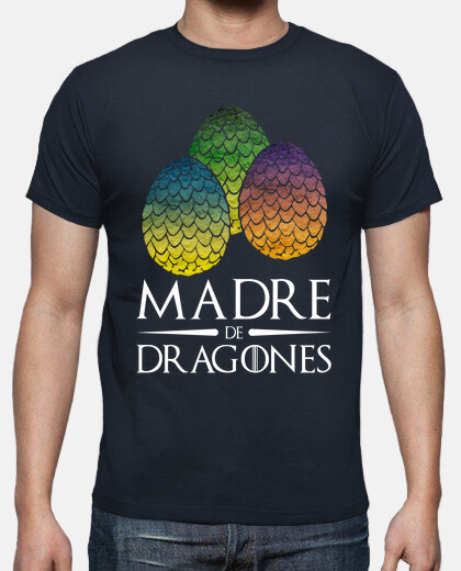 mother of dragons black