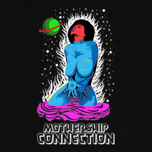 Camisetas Mothership Connection