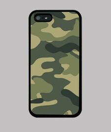 Motif camouflage kaki