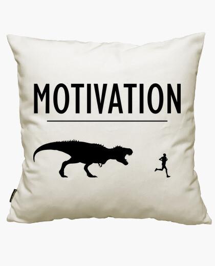 Funda cojín Motivation - Running
