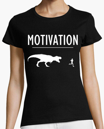 Motivation - running t-shirt