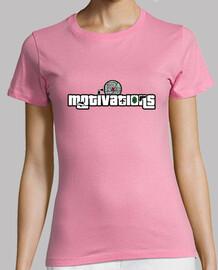 Motivations - T-Shirt Femme
