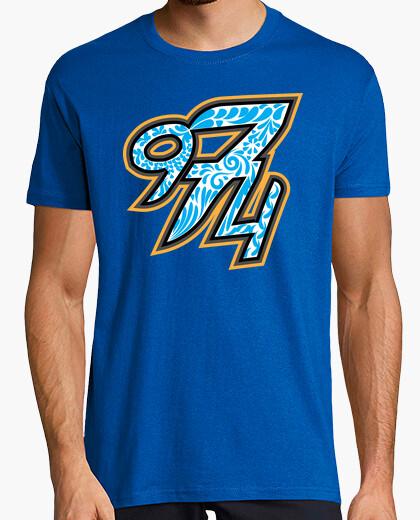 Camiseta motivo 974