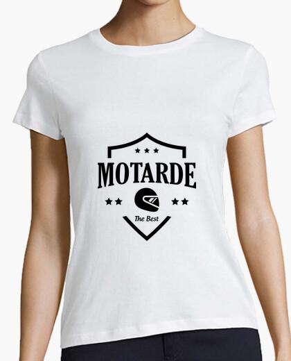 Tee-shirt Moto / Motarde